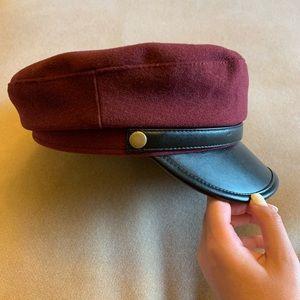 Women's Brixton Fiddler Newsboy Cap Hat